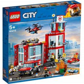 LEGO 60215 Caserma dei Pompieri (LEGO City)