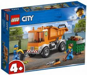 LEGO 60220 Camion della Spazzatura (LEGO City)