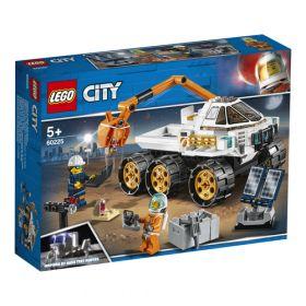 LEGO 60225 Prova di Guida del Rover (LEGO City)
