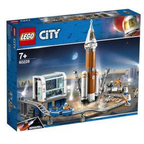 LEGO 60228 Razzo Spaziale e Centro di Controllo (LEGO City) su ARSLUDICA.com