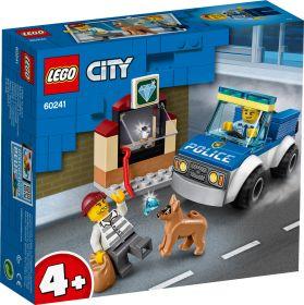LEGO 60241 Unità Cinofila della Polizia LEGO City su ARSLUDICA.com