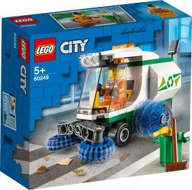 LEGO 60249 Camioncino Pulizia Strade LEGO City su ARSLUDICA.com