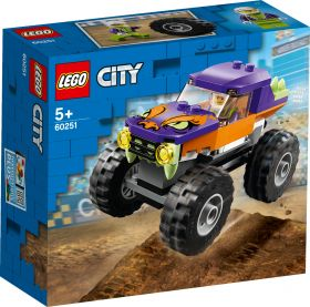 LEGO 60251 Monster Truck LEGO City su ARSLUDICA.com