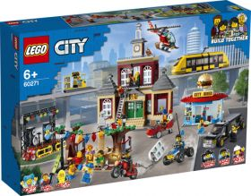 LEGO 60271 Piazza principale | LEGO City