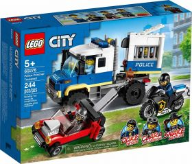 LEGO 60276 Trasporto dei Prigionieri della Polizia | LEGO City