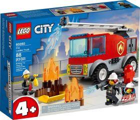 LEGO 60280 Autopompa con Scala | LEGO City