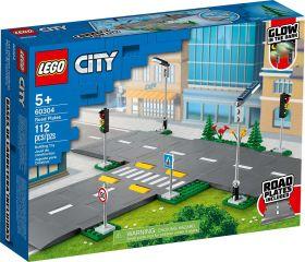 LEGO 60304 Piattaforme Stradali | LEGO City