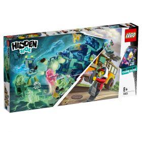 LEGO 70423 Autobus di Intercettazione Paranormale 3000 (LEGO Hidden Side) su ARSLUDICA.com