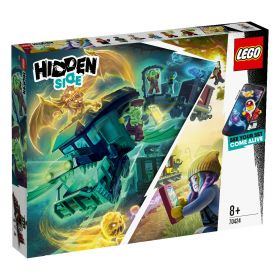 LEGO 70424 Espresso Fantasma (LEGO Hidden Side) su ARSLUDICA.com
