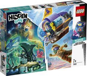 LEGO 70433 Sottomarino di J.B. LEGO Hidden Side su arsludica.com