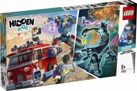 LEGO 70436 Camion dei pompieri Phantom 3000 LEGO Hidden Side su arsludica.com