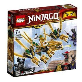 LEGO 70666 Il Dragone d'Oro (LEGO Ninjago)