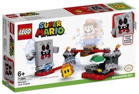 LEGO 71364 Guai alla Fortezza di Whomp LEGO Super Mario su ARSLUDICA.com