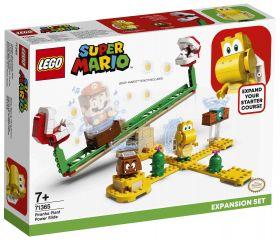 LEGO 71365 Scivolo della Pianta Piranha LEGO Super Mario su ARSLUDICA.com