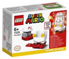 LEGO 71370 Mario Fuoco LEGO Super Mario LEGO Super Mario su ARSLUDICA.com