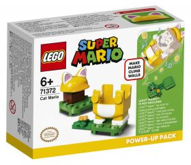LEGO 71372 Mario Gatto LEGO Super Mario su ARSLUDICA.com
