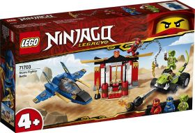 LEGO 71703 Battaglia sullo Storm Fighter LEGO Ninjago su arsludica.com