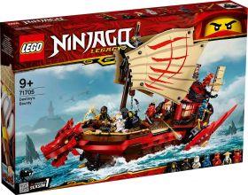 LEGO 71705 Bounty del Destino LEGO Ninjago su arsludica.com