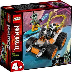 LEGO 71706 Il bolide di Cole LEGO Ninjago su ARSLUDICA.com