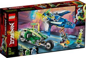 LEGO 71709 I bolidi di velocità di Jay e Lloyd LEGO Ninjago su ARSLUDICA.com