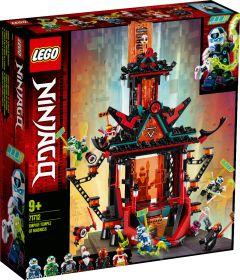 LEGO 71712 Il Tempio della Follia Imperiale LEGO Ninjago su ARSLUDICA.com
