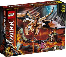 LEGO 71718 Dragone da battaglia di Wu LEGO Ninjago su arsludica.com