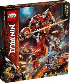 LEGO 71720 Mech Pietra-Fuoco LEGO Ninjago su arsludica.com