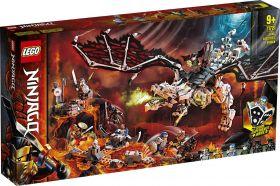 LEGO 71721 Drago dello Stregone Teschio LEGO Ninjago su arsludica.com