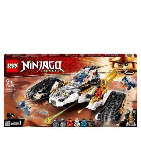 LEGO 71739  Raider Ultra Sonico | LEGO Ninjago