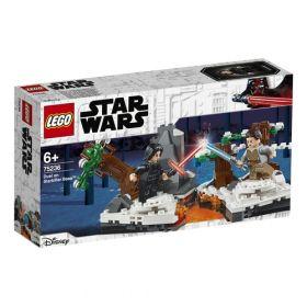 LEGO 75236 Duello sulla base Starkiller (LEGO Star Wars)