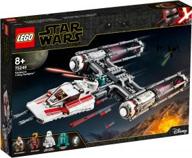 LEGO 75249 Y-Wing Starfighter della Resistenza LEGO Star Wars su ARSLUDICA.com