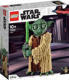 LEGO 75255 Yoda LEGO Star Wars su ARSLUDICA.com