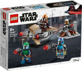LEGO 75267 Mandalorian Battle Pack Mandalorian LEGO Star Wars su ARSLUDICA.com