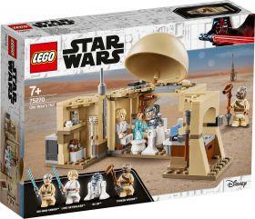 LEGO 75270 Rifugio di Obi-Wan LEGO Star Wars su ARSLUDICA.com
