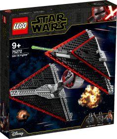 LEGO 75272 Sith TIE Fighter LEGO Star Wars su ARSLUDICA.com