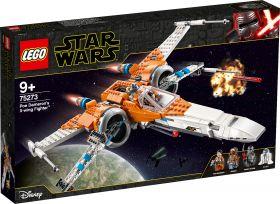 LEGO 75273 X-wing Fighter di Poe Dameron LEGO Star Wars su ARSLUDICA.com