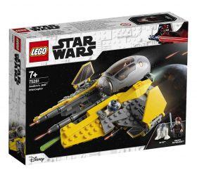 LEGO 75281 Jedi Interceptor di Anakin LEGO Star Wars su ARSLUDICA.com