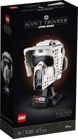 LEGO 75305 Casco Scout Trooper | LEGO Star Wars - Confezione