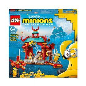 LEGO 75550 La battaglia Kung Fu dei Minions | LEGO Minions