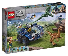LEGO 75940 Evasione di Gallimimus e Pteranodonte LEGO Jurassic World su ARSLUDICA.com
