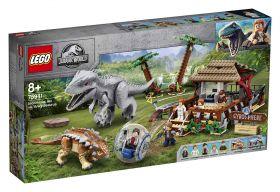 LEGO 75941 Indominus Rex contro Ankylosaurus LEGO Jurassic World su arsludica.com