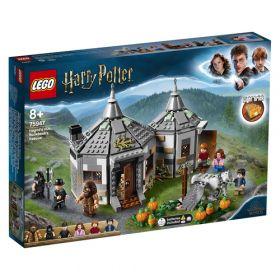 LEGO 75947 La Capanna di Hagrid: il Salvataggio di Fierobecco (LEGO Harry Potter) su ARSLUDICA.com