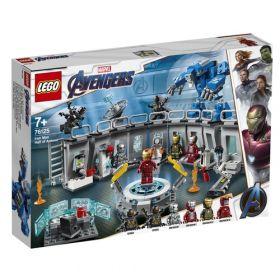 LEGO 76125 Sala delle Armature di Iron Man (LEGO Marvel Avengers)