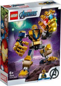 LEGO 76141 Mech Thanos LEGO Marvel Avengers su ARSLUDICA.com