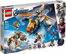 LEGO 76144 Hulk Salvataggio in Elicottero LEGO Marvel Super Heroes su ARSLUDICA.com