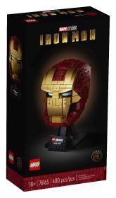 LEGO 76165 Casco di Iron Man LEGO Marvel Avengers su ARSLUDICA.com