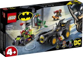 LEGO 76180 Batman vs. Joker Inseguimento con la Batmobile| LEGO Super Heroes