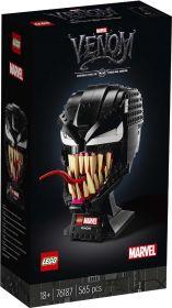 LEGO 76187 Elmetto Venom | LEGO Super Heroes