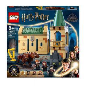 LEGO 76387 Hogwarts Incontro con Fuffi   LEGO Harry Potter