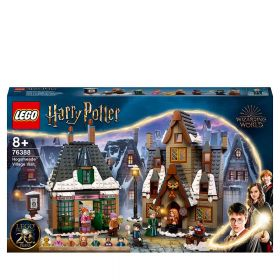 LEGO 76388 Visita al villaggio diHogsmeade   LEGO Harry Potter